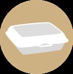 Polystyrene Foam or Styrofoam™