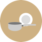 Cooking Ware, Dinning Ware, Drinking Glasses, Ceramics, and Cutlery
