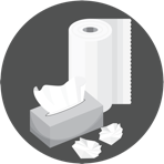Soiled Paper Items