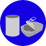 Steel and Tin Metal Containers